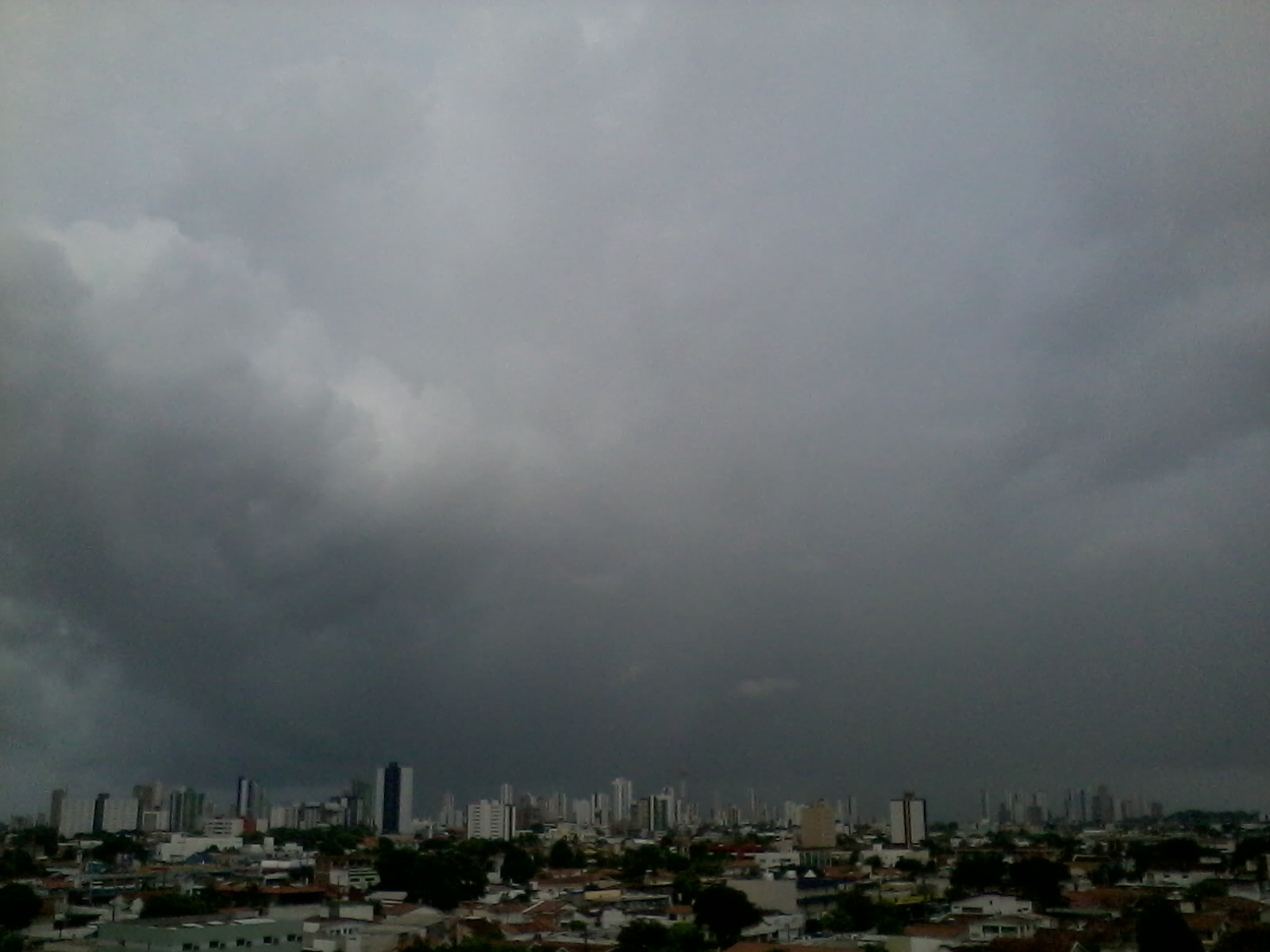Semana começa chuvosa em pelo menos 12 cidades da PB - Portal Correio