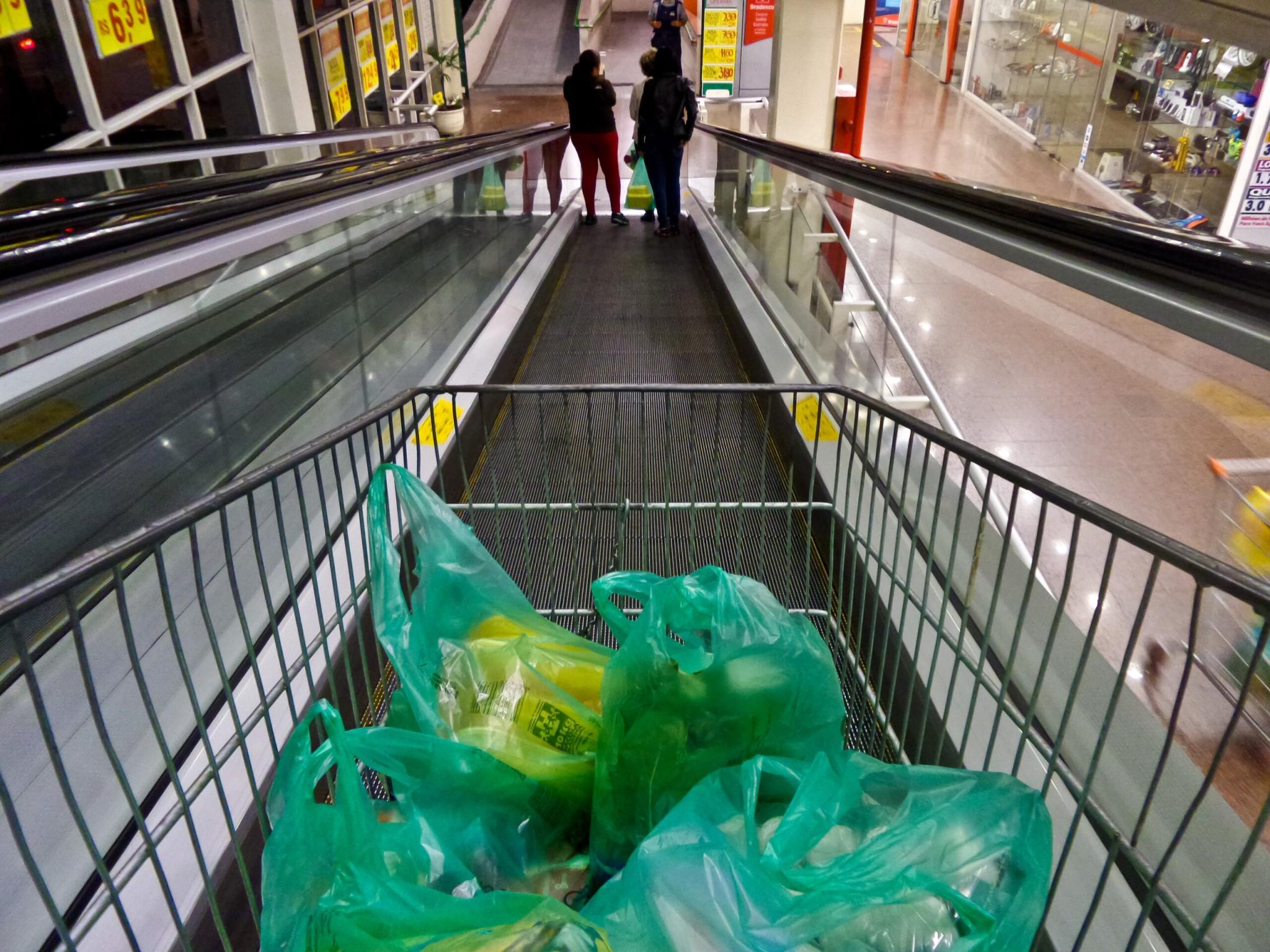 Supermercados, Alimentos