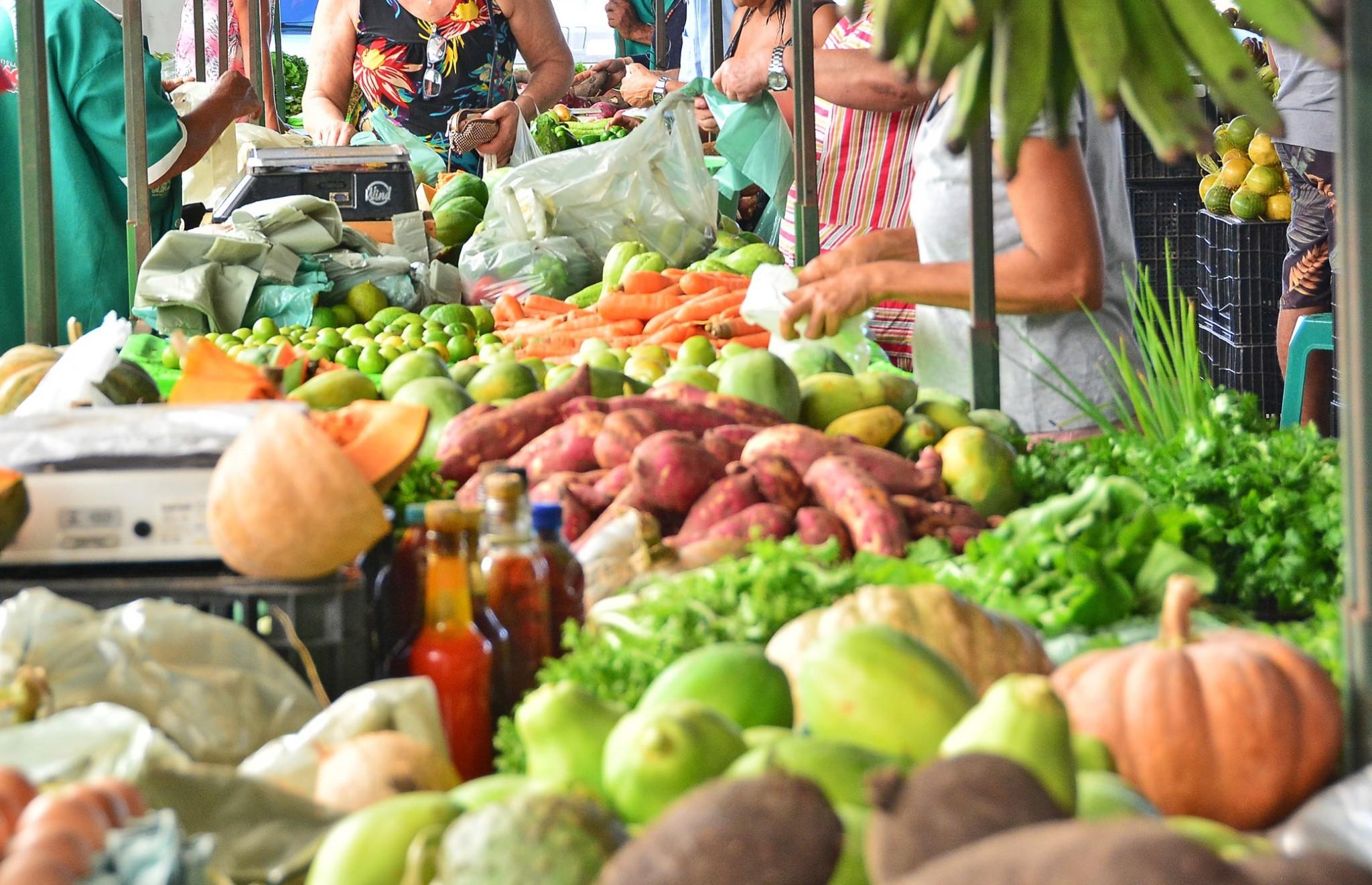 Alimentos, Feira, Cecaf, Comida, Verduras, Hortis, Legumes