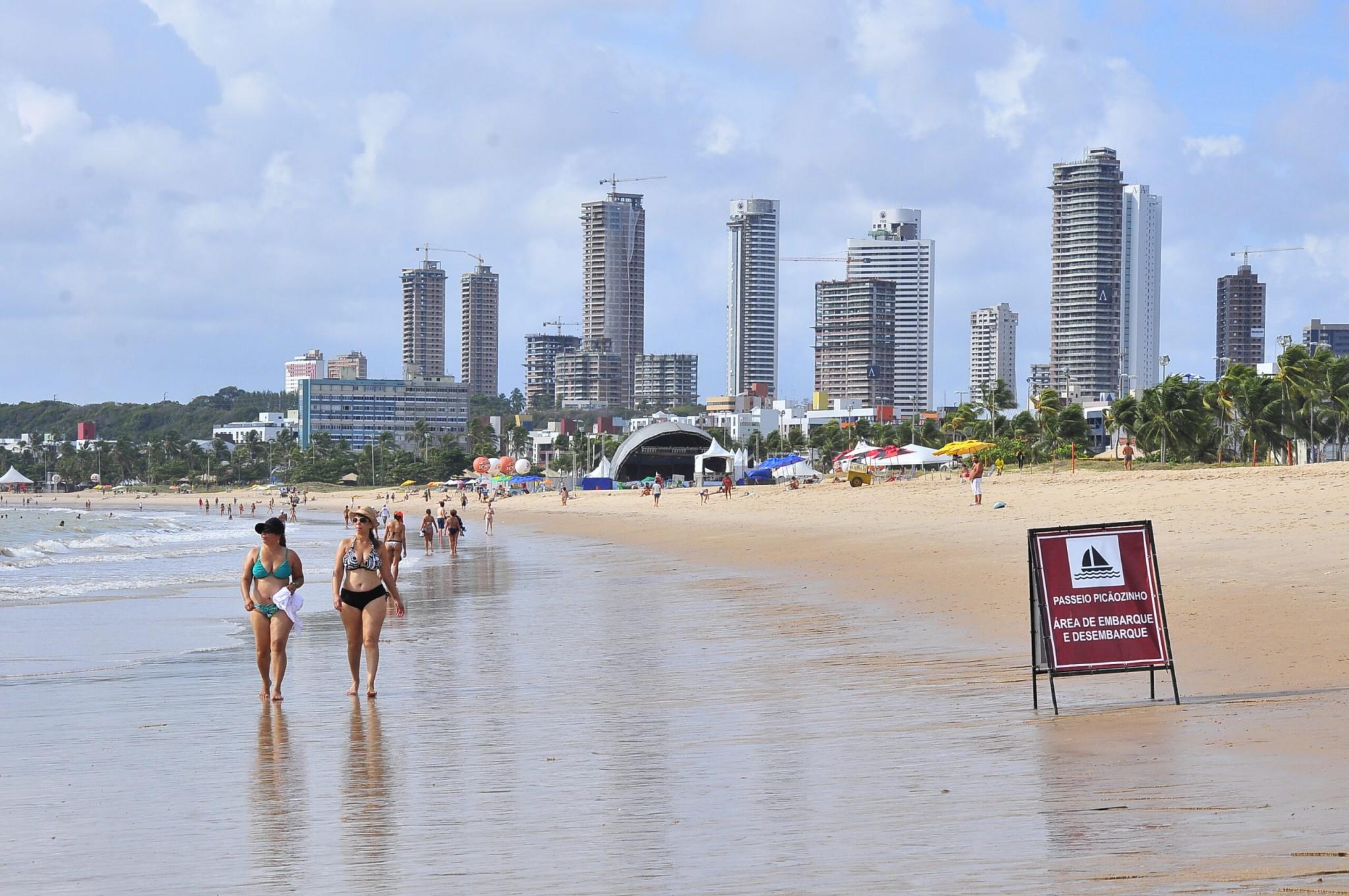 Praia, João Pessoa