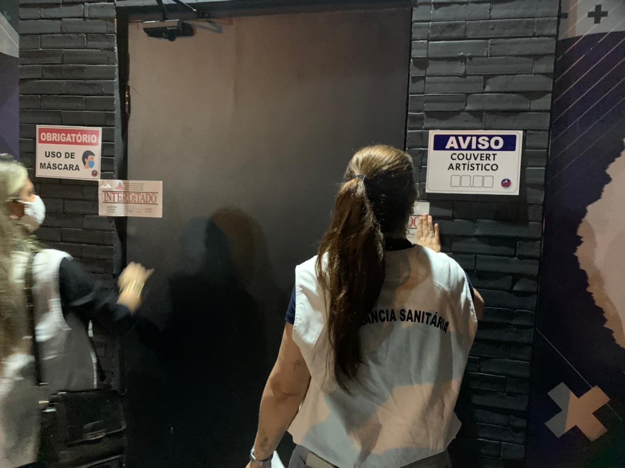 Bares são interditados por descumprimento de decreto contra Covid-19 em João  Pessoa - Patos 40 Graus