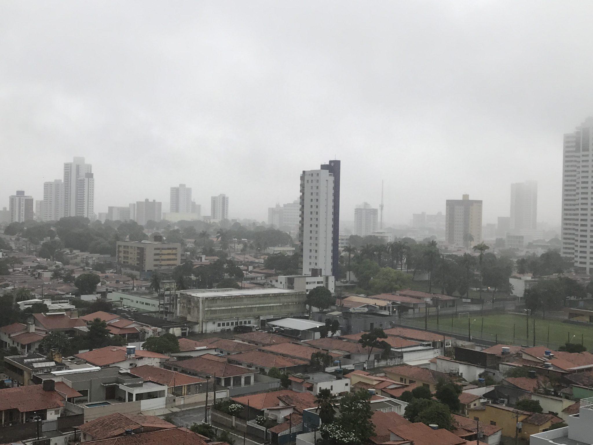Chuva João Pessoa