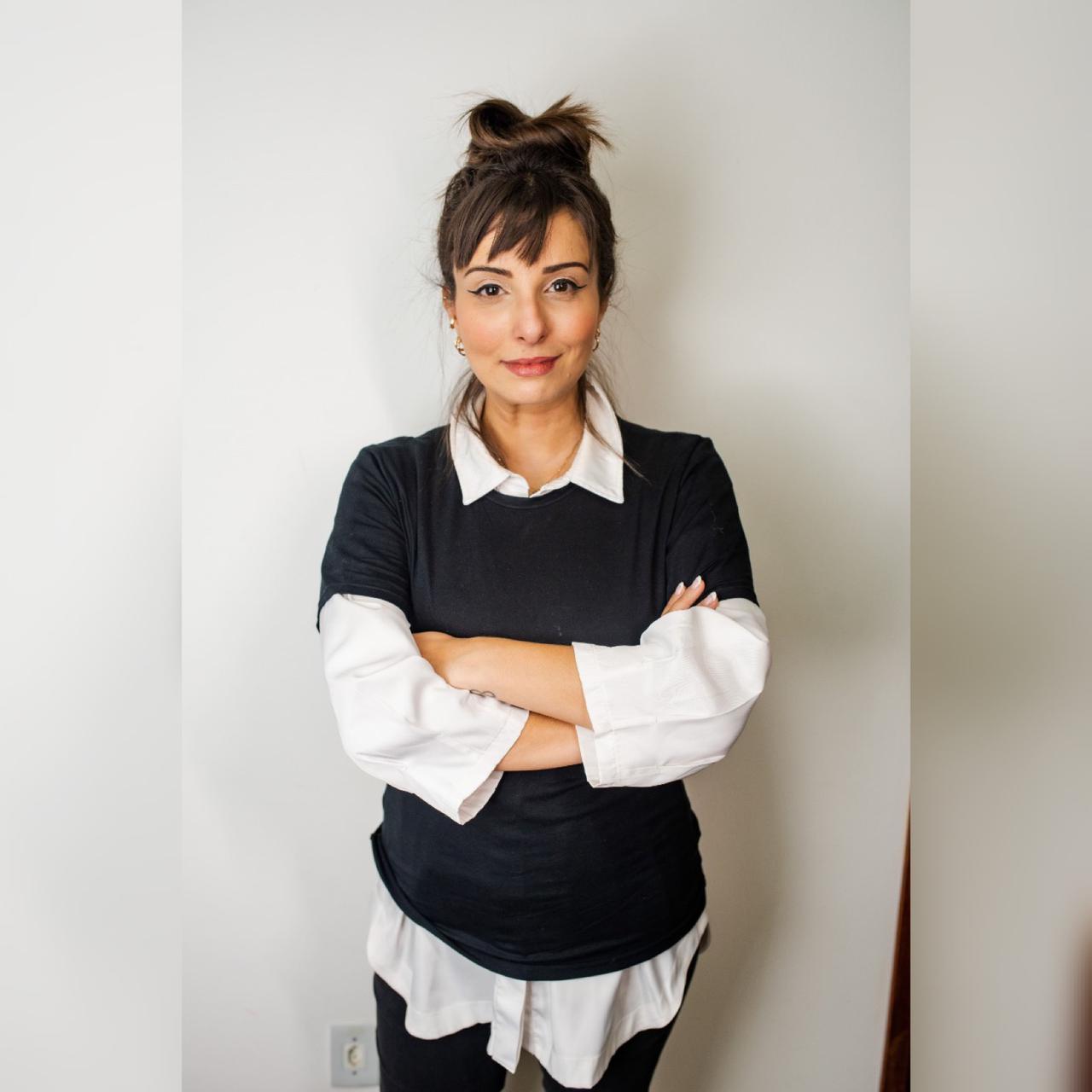 Karoline Brito é pesquisadora e professora da UFCG (Foto: Arquivo pessoal)